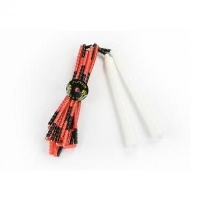三鈴SUNDIA 跳繩系列 節拍雙紅 3.3公尺 / 組 TP Rope 2P.R