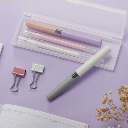 SDI 手牌 輕量剪 磁吸式省力筆型剪刀 顏色隨機出貨 /支 0917C
