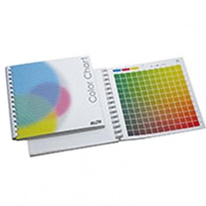 日本 DIC 一般色彩 演色表 color chart  色票 2018 第四刷 最新版 /本
