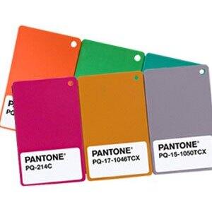 【預購,歡迎洽詢】 PANTONE PLASTIC-Chips 塑膠標準色片 /張