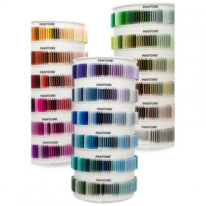 PANTONE  Plus 1755 Collection 塑膠標準色片系列 /組 PSC-PS1755