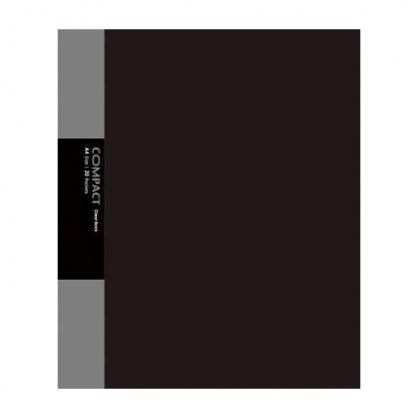 美加美 COMPACT 20入資料簿-黑 / 本 AO2055