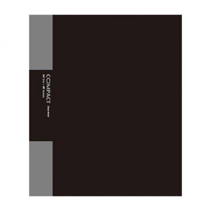 美加美 COMPACT 40入資料簿-黑 / 本 AO2060