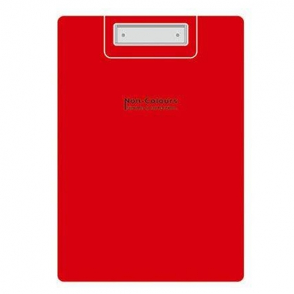 美加美 NC A4丹麥夾-紅 / 個 AG2116