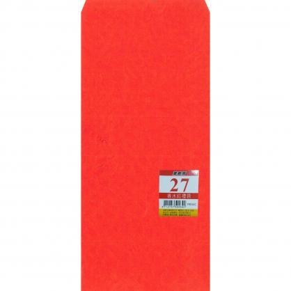 加新 香水紅禮袋 紅包 20束 ( 共1000張入 ) /包 79014C