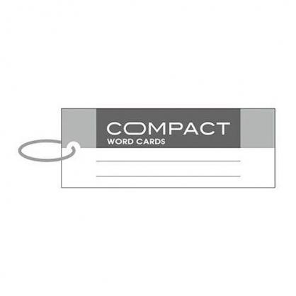 美加美 compact單字記憶卡-長灰 3個 / 包 AO3107