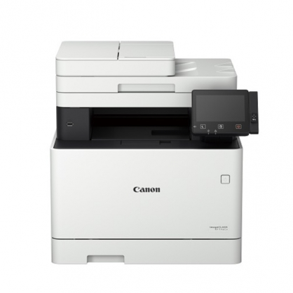來電洽詢 佳能 CANON 彩色雷射多功能複合機 傳真 / 台 MF746Cx