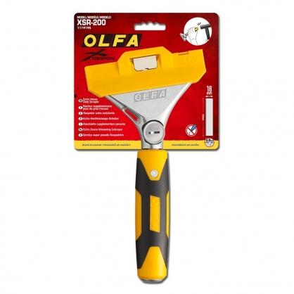 日本 OLFA 刀片可替換刮刀 /支 (日本包裝型號220B型) XSR-200