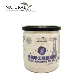 【壽滿趣-自然法則】法國手工收集海鹽(350公克)