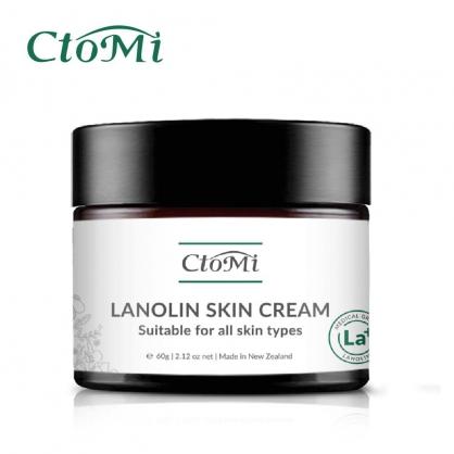 【壽滿趣-Ctomi】紐西蘭La+綿羊油全效護膚霜(60g)