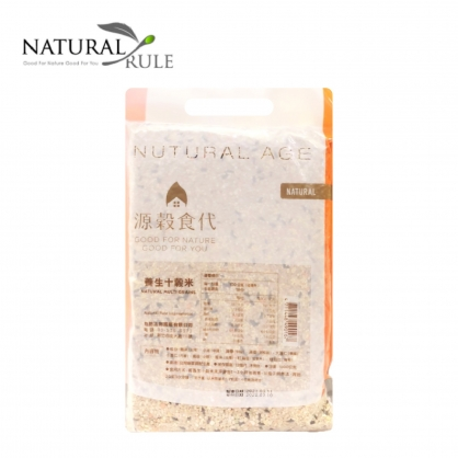 【壽滿趣】天然養生十穀米(1800g)