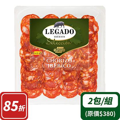 伊比利豬臘腸切片75gx2(Chorizo)