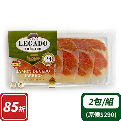 伊比利豬生火腿切片Cebo等級 35gx2