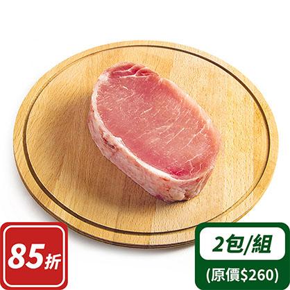 大里肌肉塊x2(台灣加賀豬)