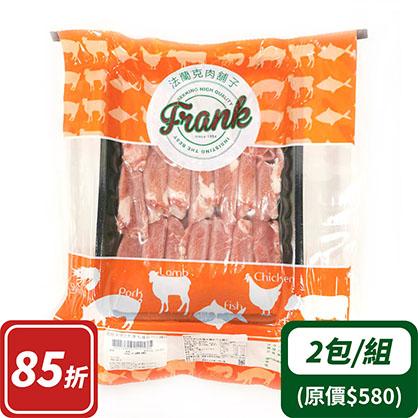 黑毛豬菲力火鍋片x2(西班牙伊比利豬)