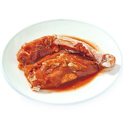 匈牙利紅椒雞腿排
