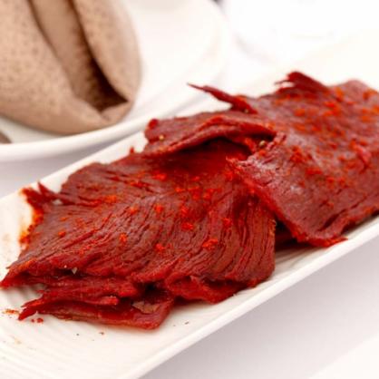 《阮的肉干》爆漿牛肉干魔力嗆辣