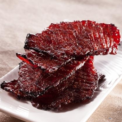 《阮的肉干》台北客肉干經典絕辣