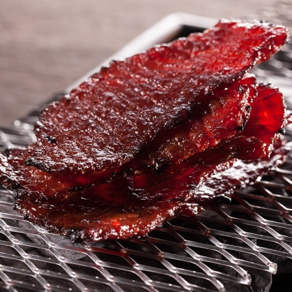 《阮的肉干》台北客肉干經典原味