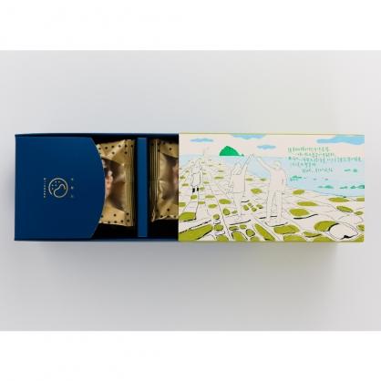 《泉利米香》米雪兒-海草(基隆嶼&和平島豆腐岩)
