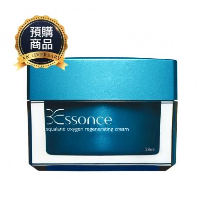 【ESSONCE 預購商品】角鯊烷透氧再生霜50ml-10週年慶最佳獻禮