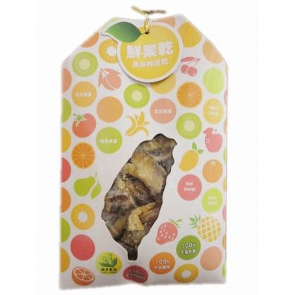 城市農場-黃金柚皮乾(150g/包)
