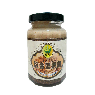 養生綜合堅果醬(250g/瓶)