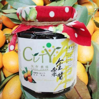 【城市農場】金棗果茶醬