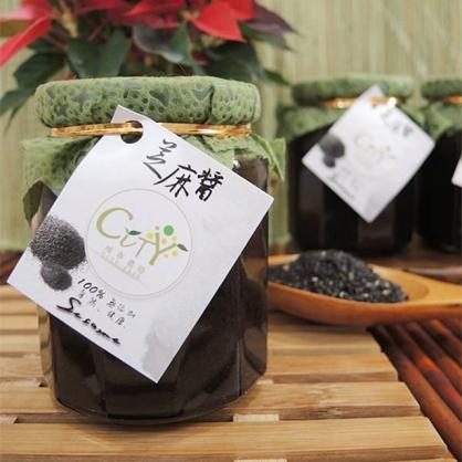 【城市農場】黑芝麻醬