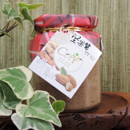 【城市農場】綜合堅果醬 (天然果醬、年節送禮、無防腐劑、伴手禮)