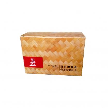 台茶18號●紅玉紅茶●15入袋茶禮盒(每袋2.2g)