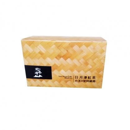 台茶8號●阿薩姆紅茶●15入袋茶禮盒(每袋2.2g)