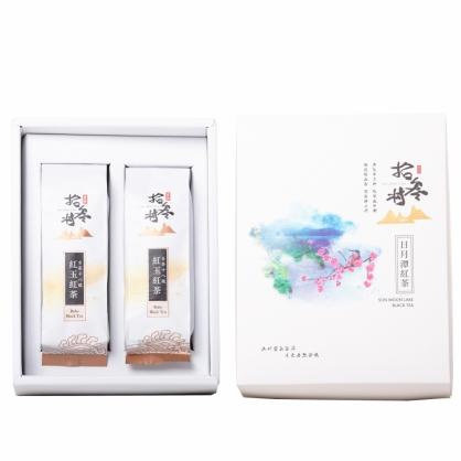 台茶18號●紅玉紅茶●袋裝二入環保禮盒(每袋75g)