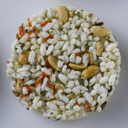 蔬果米香餅