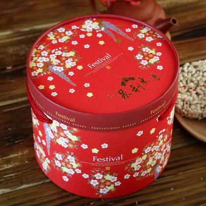 豐收禮盒米香餅:8入