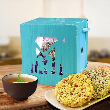 泉利米香-家人時光盒(6入/盒)-(3盒)(免運)