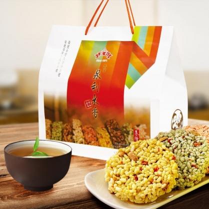 【泉利米香】21入闔家福袋(21入/袋)-(2袋) (免運)