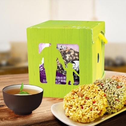 慈爱时光盒:6入米香饼