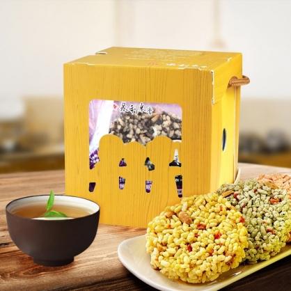 麻吉时光盒:6入米香饼
