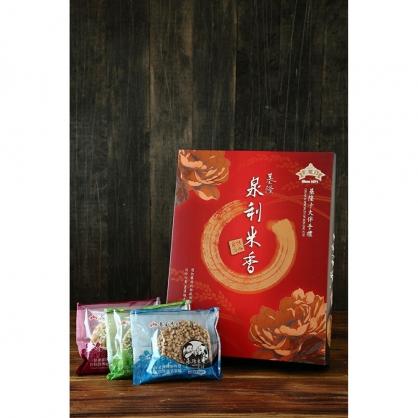 經典米香禮盒:12入米香餅