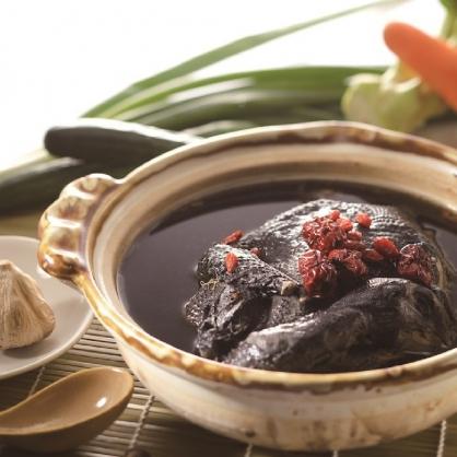 【立瑞畜產】猴頭菇烏骨雞湯(2.5斤/盒)