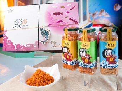 特級魚鬆3入禮盒組 每罐250g(任選)