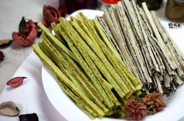漁品軒 鱈魚香絲-綜合口味(黑芝麻+芥末)(每包120公克)