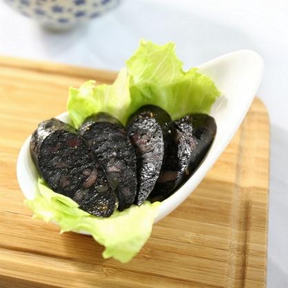 【阿里棒棒】飛魚卵墨魚香腸(5入/包)