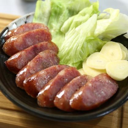 【阿里棒棒】飛魚卵原味香腸(5入/包)