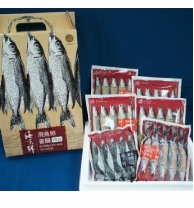 【基隆區漁會】海味鮮香腸禮盒/含運費