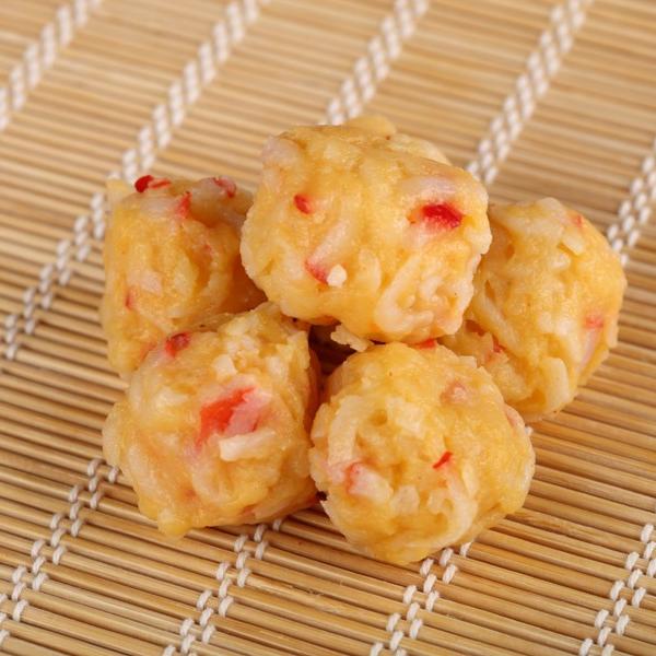 蟹黃球(600g/包)