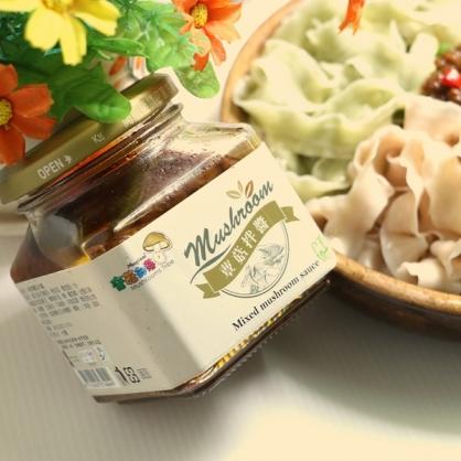 【蕈優生物科技】蕈菇拌醬(280g/罐)