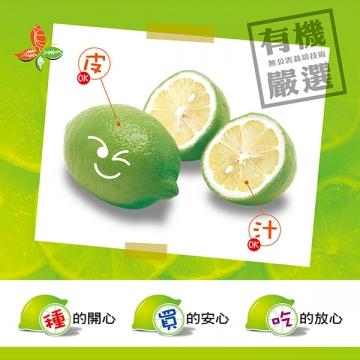 【真善美】產銷履歷檸檬3斤 (產地直送)