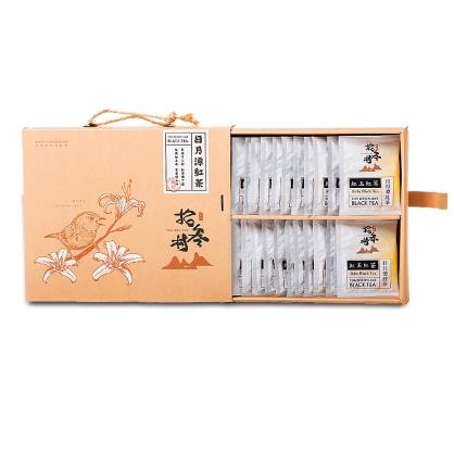 【拾參村】台茶18號-紅玉紅茶30入袋茶禮盒
